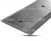 Нож приварной под зубья 3СХ 123/04144