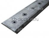Нож переднего ковша для снега 2345*20*210 мм (2 фаски)