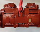 Гидронасос K3V63DTP-9C-14T JS160