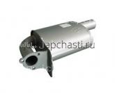 Глушитель (резонатор) 128/H2997