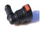 Быстросъемное соединение радиатора JCB 332/C0009